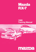 mazda rx-7 reference materials, Wiring diagram