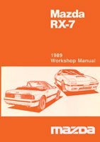 rx7 fc factory service manual